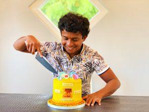 Aswin Lutchanah - Social Media Manager Cake