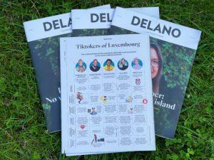Tiktokers of Luxembourg - Delano Magazine